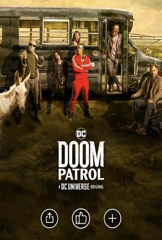 Doom Patrol Season 1 Complete Download 480p & 720p All Episode