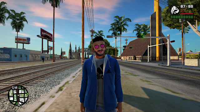 CarryMinati Mod For GTA San Andreas With Powers 2021