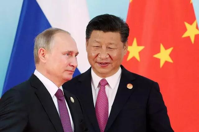 US Russia China summit