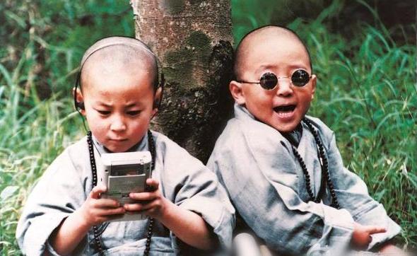 Deng Shao Wen and Ashton Chen Shaolin Popey