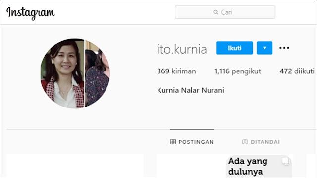 Berikut Unggahan Akun @ito.kurnia yang Dilaporkan Ahok