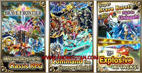 Brave Frontier Mod Apk Free Download