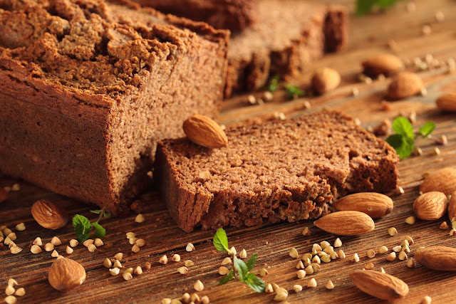 bread, whole grain