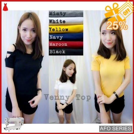 AFO406 Model Fashion Venny Top Modis Murah BMGShop
