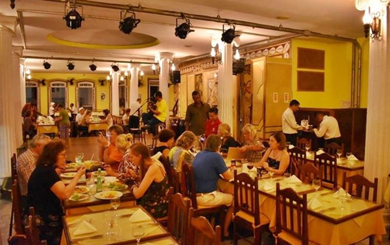 O Coliseu restaurante & Cultura