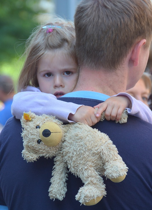 Law Web: Whether application by father for visitation rights