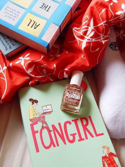 Fangirl No Spoiler Book Review | empoweredinternetwomen