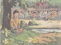 Soal Ulangan Harian Pendidikan Agama Buddha Kelas 3 SD Materi Masa Kanak-Kanak Pangeran Siddharta