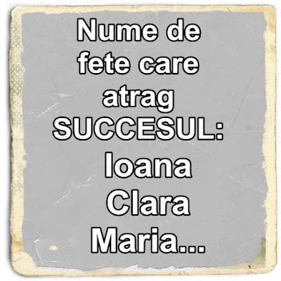 top nume de fete care atrag succesul in viata si sunt norocoase