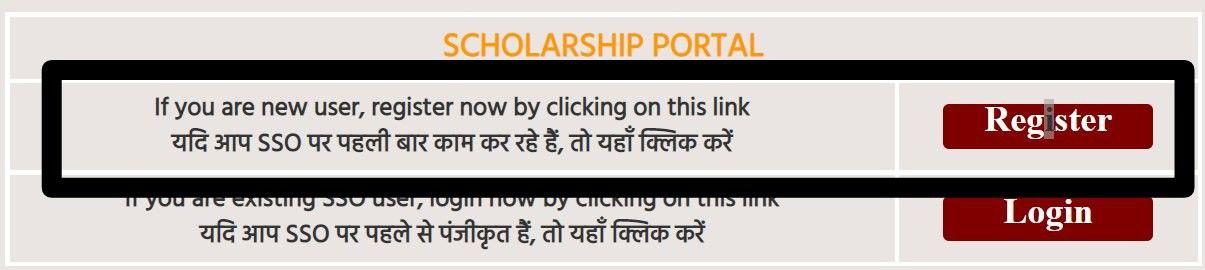 Mukhyamantri Ucch Shiksha Chhatravrti Yojana Portal