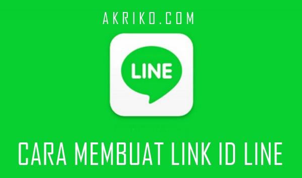 Cara Mudah Membuat Link Line
