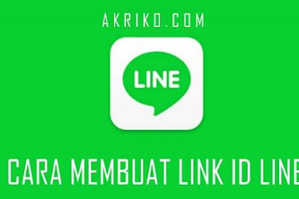 Cara Mudah Membuat Link atau URL ID Line