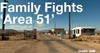 A Battle is on for Area 51