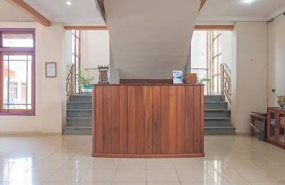 Reception Hotel Surya Batulicin