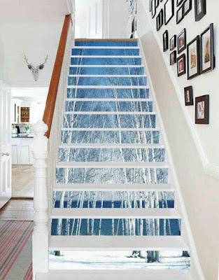 3D Stair Tiles