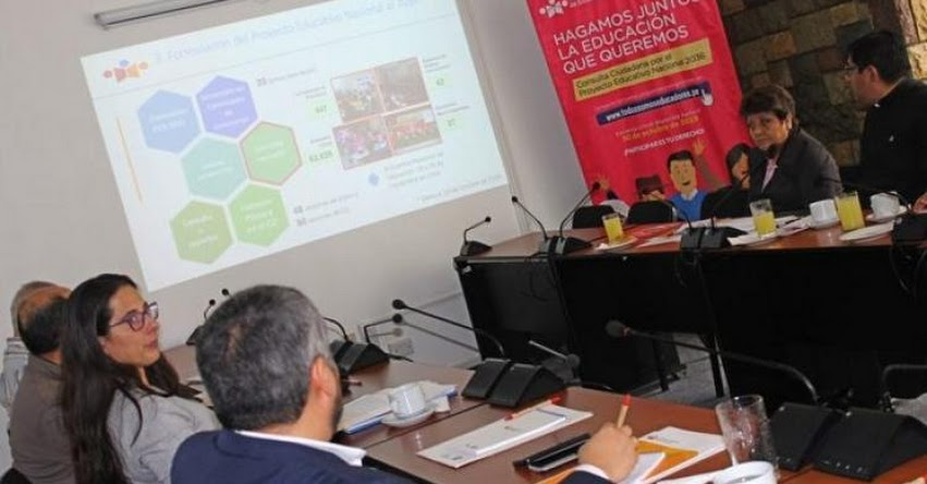 MINEDU: Hasta el 30 de octubre estará disponible la encuesta virtual «Todos Somos Educadores». Aporta al Proyecto Educativo Nacional 2021-2036