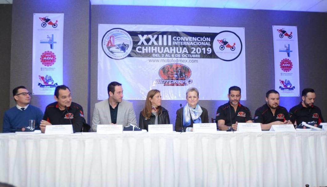 XXlll CONVENCIÓN INTERNACIONAL MOTORRAD CHIHUAHUA 1