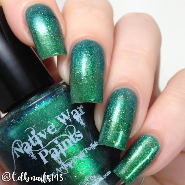 Native War Paints-Multichrome Millionaire