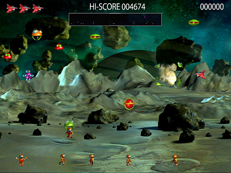 Review: Arcade Classics: Volume 1 (PS2 classics on PS3