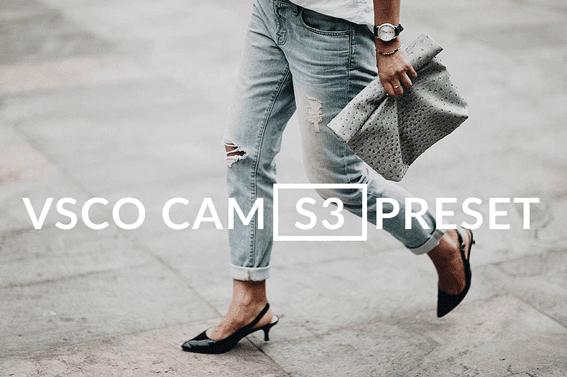 Vsco Cam S3 Lấy Cảm Hứng Từ Lightroom Tutorial Photoshop