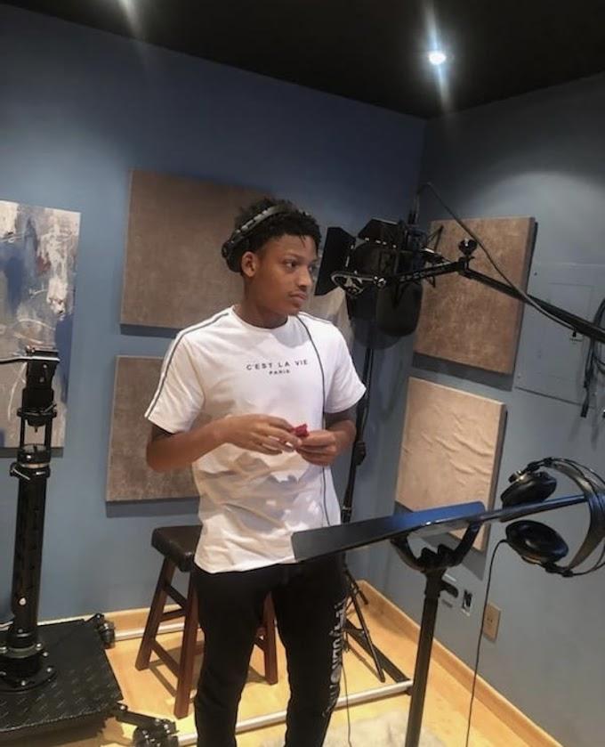 Rapper, Singer-Songwriter Juśtin Drops Dope Hip-Hop Project, 'XII'