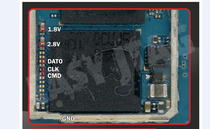 Samsung Grand Prime G530H G530F Dead boot Repair Dump File Download