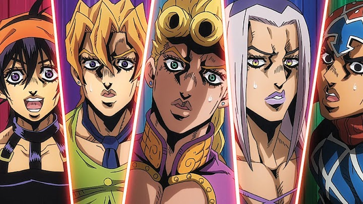 JoJo`s Bizarre Adventure: Golden Wind (Episode 01 - 39) BD Batch Subtitle Indonesia