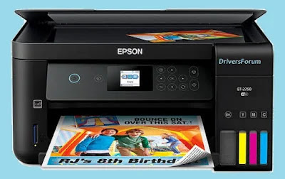 Epson ET-2750 Printer Driver