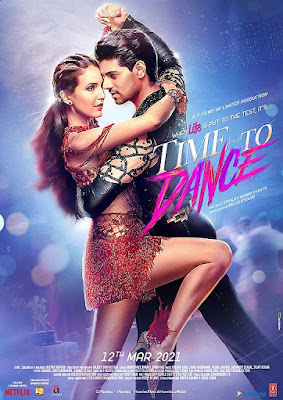 Time to Dance (2021) Hindi 720p HDRip ESub x265 HEVC 540Mb