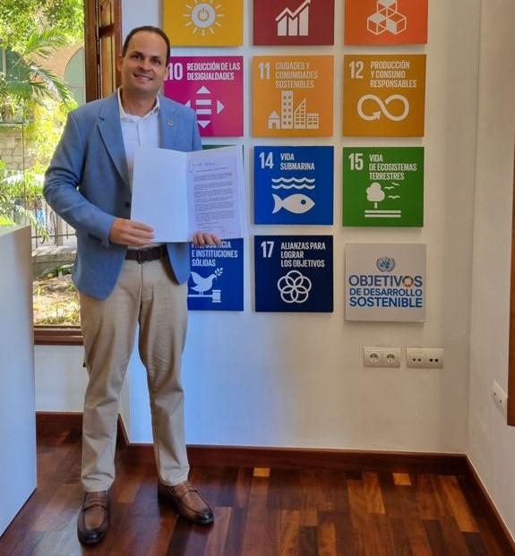 Ly Company Caribe firma acuerdo con organismo de Naciones Unidas