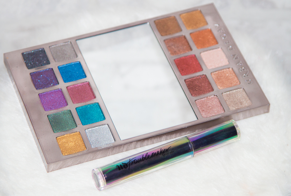 maquillage - yeux - urban decay - heavy metal