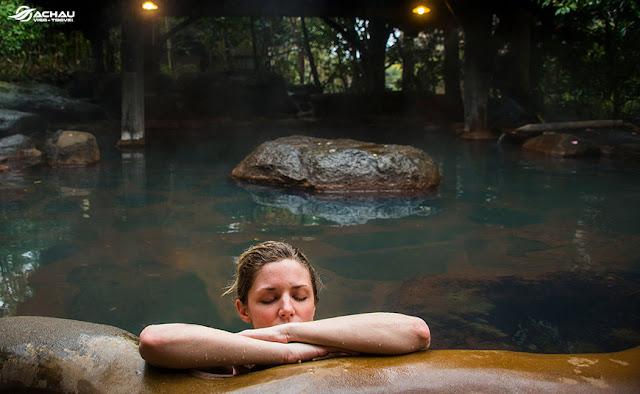Cần lưu ý điều gì khi tắm Osen tại Nhật Bản? 3