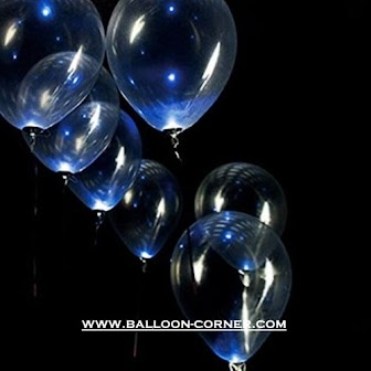 Balon Latex Transparan 12 Inchi Kualitas SUPER GRADE A