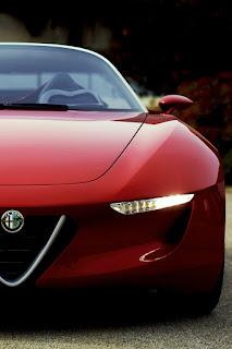 alfaromeo sportscar vehicle automotive wheel design classic chrome fast