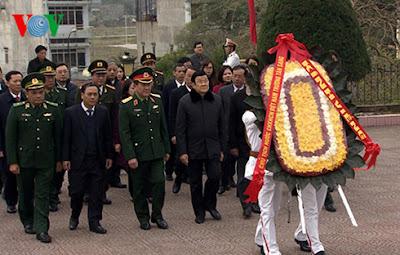 Lại trò núp danh tưởng niệm để vu cáo chính quyền quên Chiến tranh Biên giới