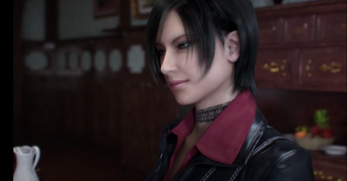 I Finally Realized Why Ada S Face Is Off In 6 Damnation