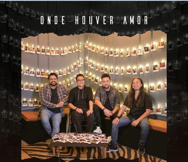 Lançamento do single Onde houver amor da Banda Audiophone
