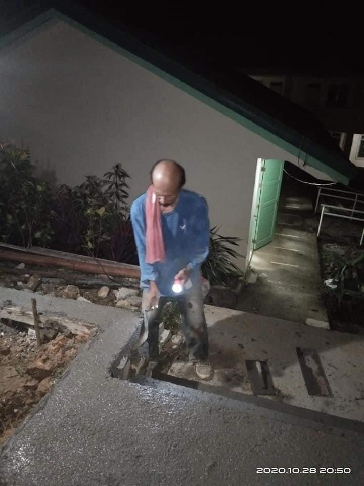 principal construction worker
