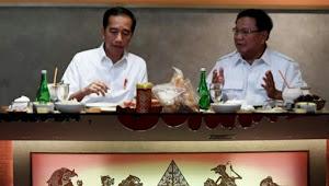 Didukung dan Di-bully Usai Bertemu Jokowi, Akhirnya Prabowo Angkat Bicara