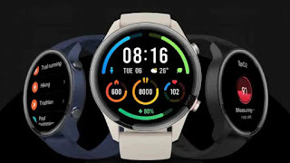 MI Watch Revolve Active with the latest features..these are the specials!