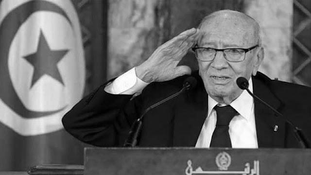 دول عربية تعلن الحداد إثر وفاة الرئيس الباجي قائد السبسي