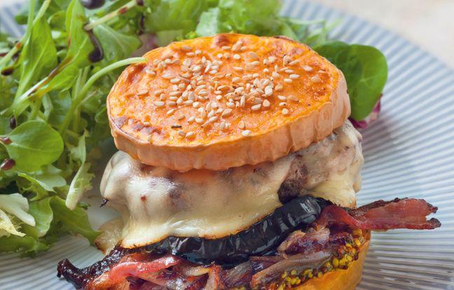 Butternut Gluten Free Burger