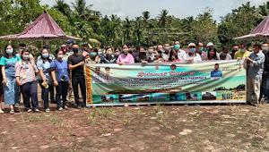 Pemandian Air Panas Mbombo Aukhu Di Renovasi Oleh Dispar Kabupaten Nias