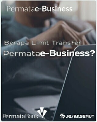 limit transfer permata e-business
