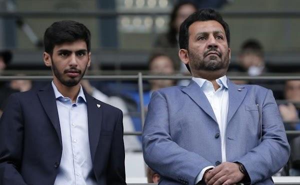 """Al-Thani vuelve a hablar: """"Están robando al club y mi inversión"""""""