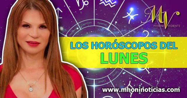 Los Horóscopos del LUNES 26 de OCTUBRE del 2020 - Mhoni Vidente