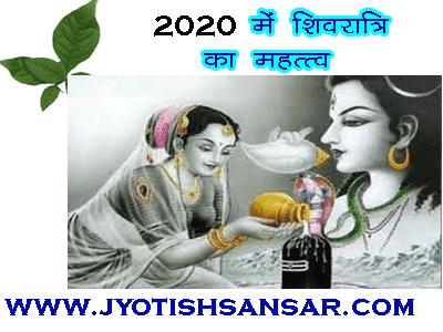 2020 में शिवरात्रि का ज्योतिष महत्त्व, क्या करे भगवन शिव को प्रसन्न करने के लिए, राशि अनुसार शिव पूजा कैसे करे.