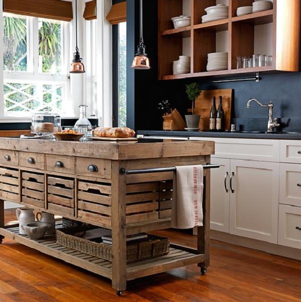 Organizar una cocina pequeña - Decoshabby
