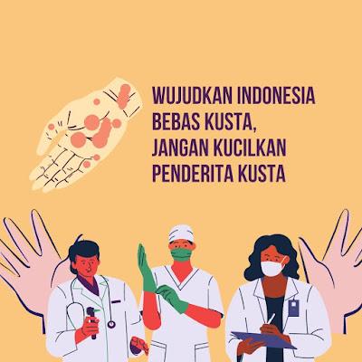 Wujudkan Indonesia Bebas Kusta