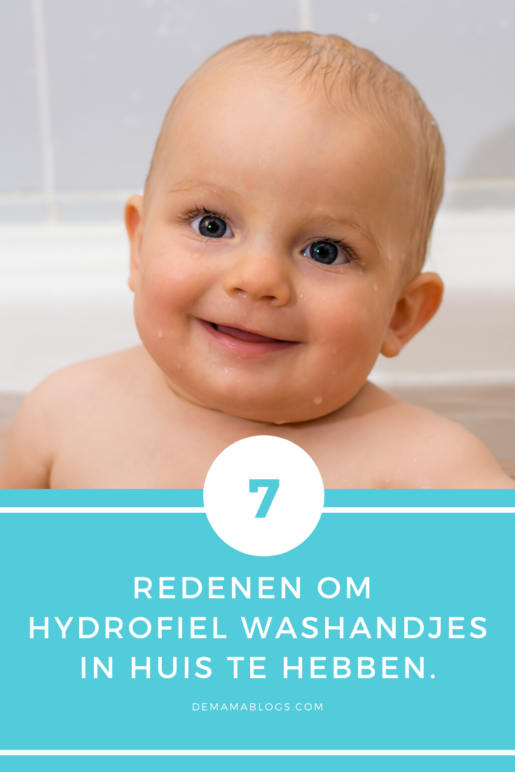 Hydrofiel washandjes